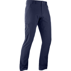 Salomon Wayfarer Tapered Pantalon Homme, night sky